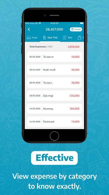 MOSA - Manage expense screenshot-5