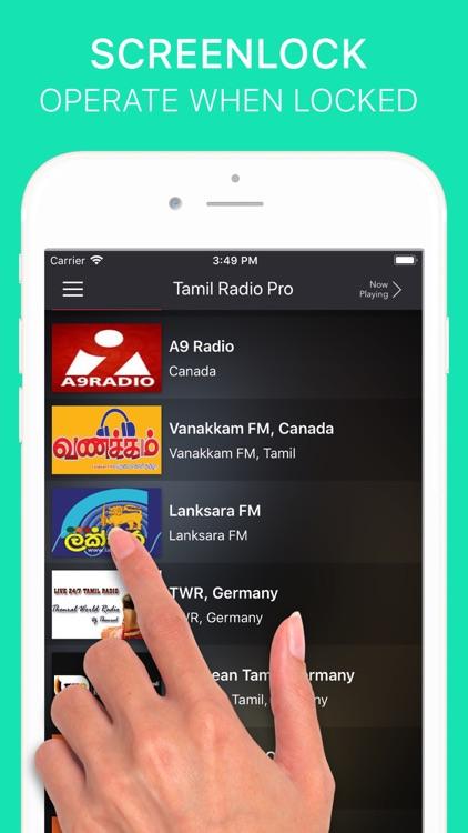 Tamil Radio Pro - No Ads screenshot-3
