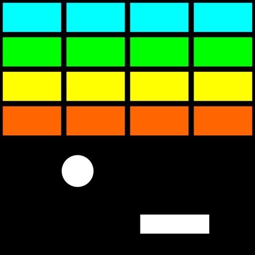 Simple Brick Breaker iOS App