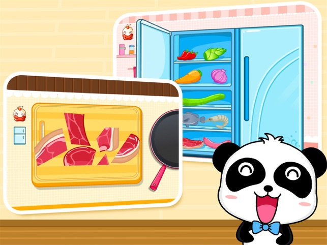 My Panda Chef Kitchen on the App Store