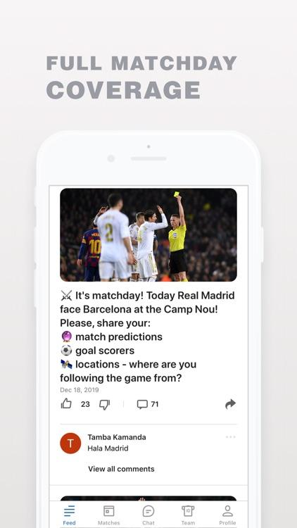 Real Live: Unofficial news app screenshot-3
