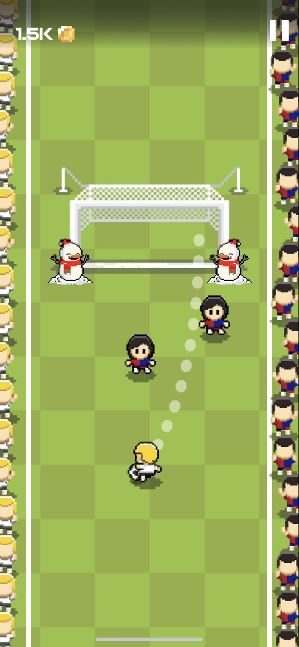 Soccer Dribble Cup: high score Cheat Codes
