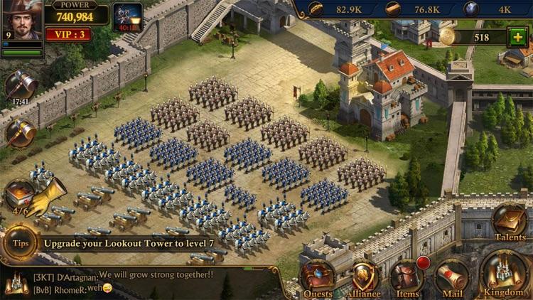Guns of Glory: Empires Conquer