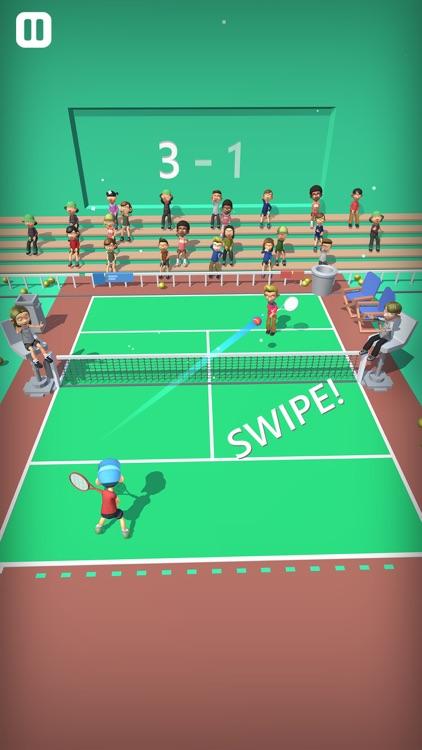 World Tennis Ball Cup Champion screenshot-4