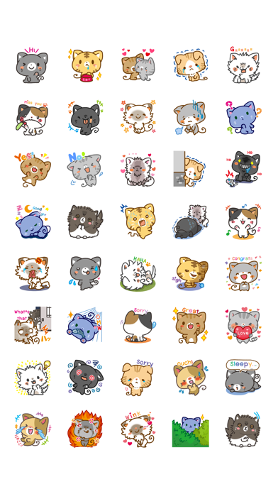 Screenshot for Nyan Town in New Zealand App Store