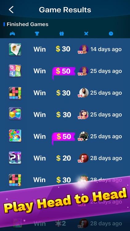 Pocket7Games: Play for Cash screenshot-6