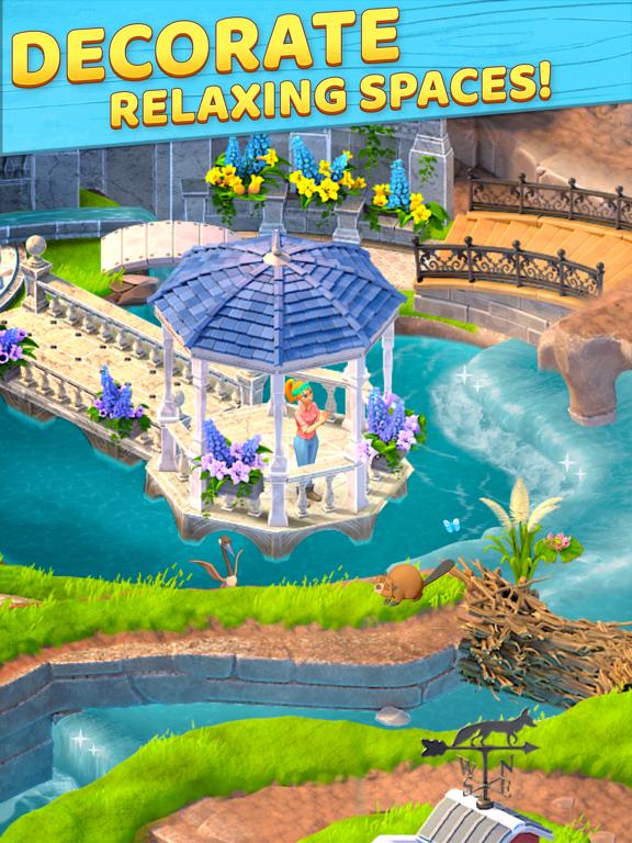 Wild Life: Puzzle Story screenshot 3