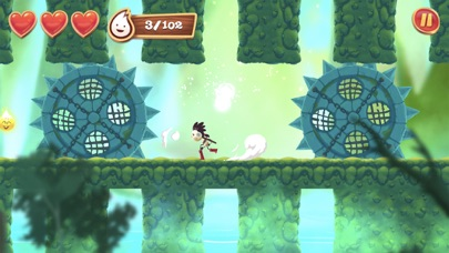 Screenshot from Spirit Roots