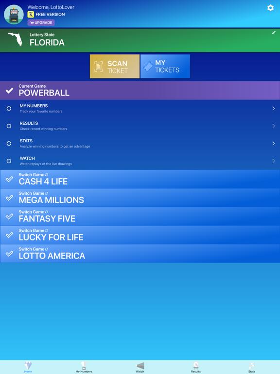 Keno Pro: Scan Lottery Tickets   App Price Drops