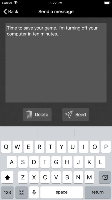 Off Remote Pro Screenshots