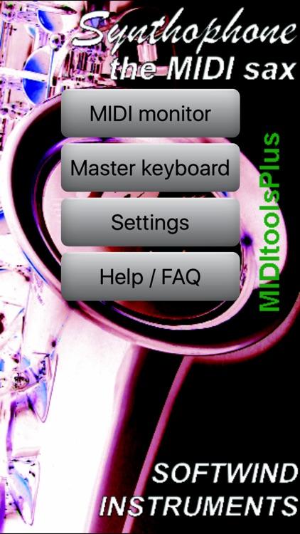 MIDItoolsPlus screenshot-0