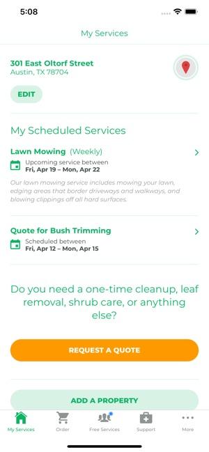 Lawnstarter On The App Store
