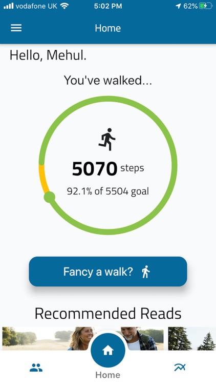 Walk With You (W2Y)