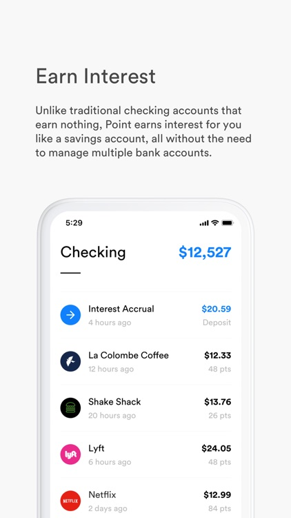 Point - Mobile Banking screenshot-4