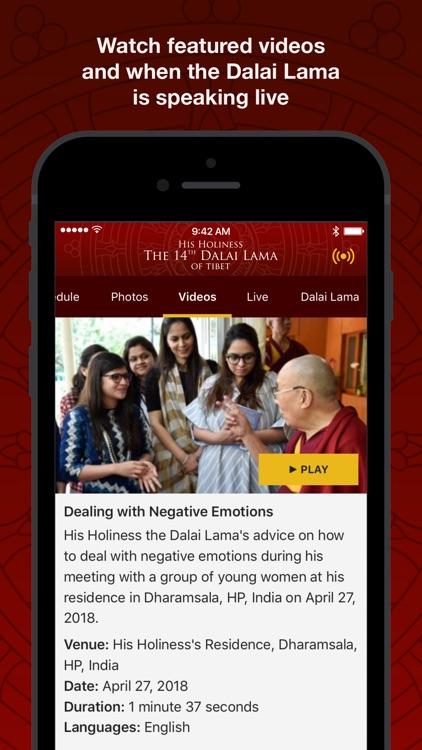 Dalai Lama screenshot-3
