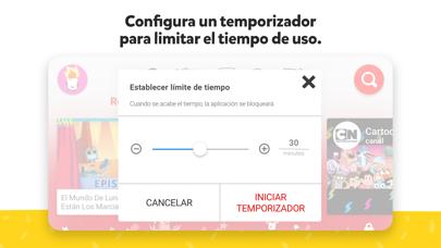Screenshot for YouTube Kids in Spain App Store