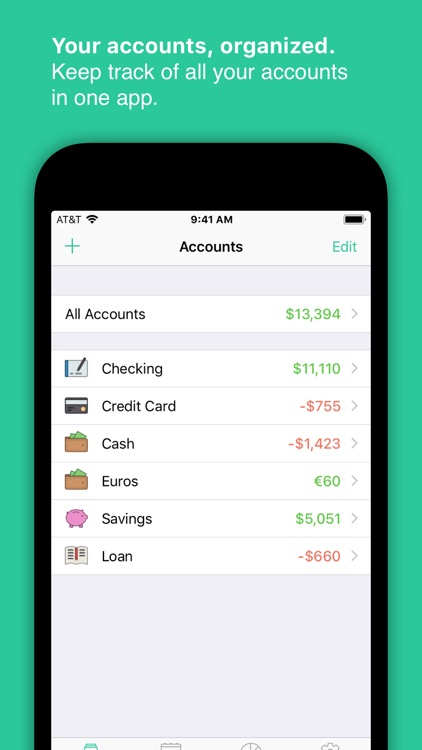 SavingsApp: Checkbook screenshot-0