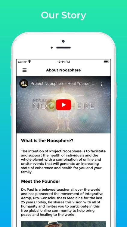Project Noosphere screenshot-4