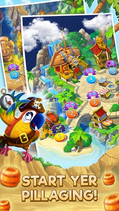 Pirates & Pearls: Match 3 Game screenshot 5