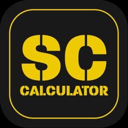Sealcoat Calculator
