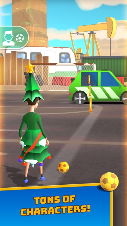 Flick Goal! screenshot-5