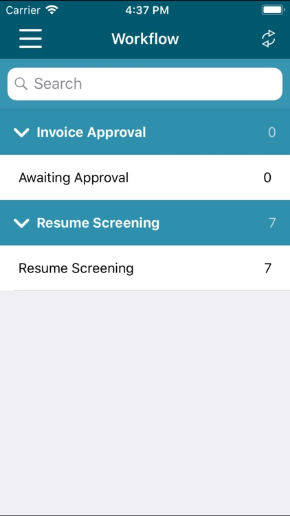 OnBase Mobile 17 for iPhone screenshot-6