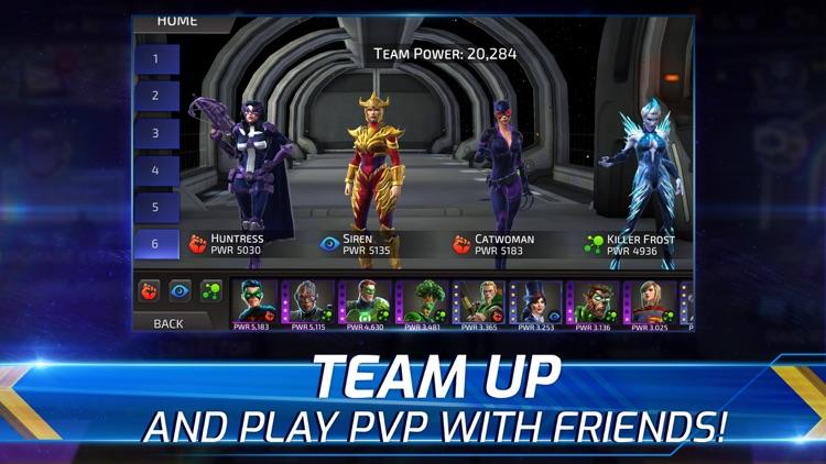 DC Legends: Battle for Justice screenshot-3
