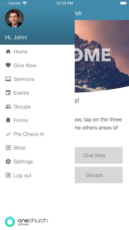 My One Church App