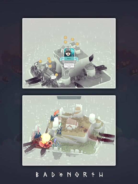 Bad North: Jotunn Edition screenshot 7