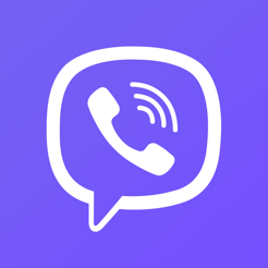 ‎Viber Messenger: Chat & Appel