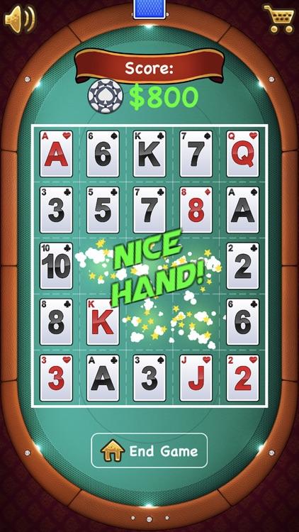 Poker Solitaire - Card Crush screenshot-6