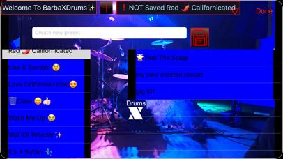 BarbaXDrums screenshot 4