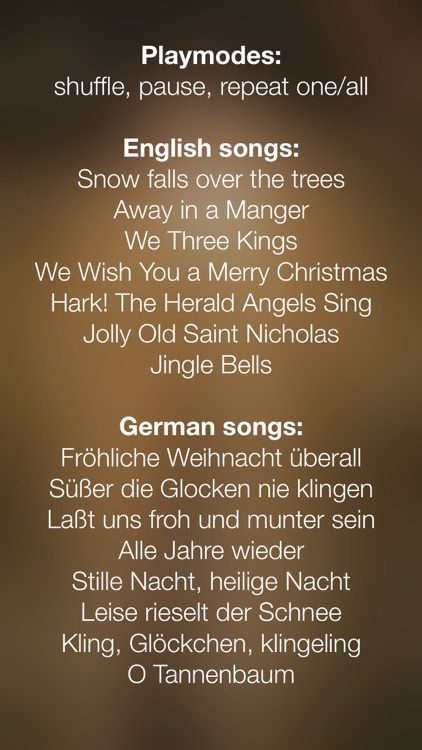 Christmas Music - Preview screenshot-3
