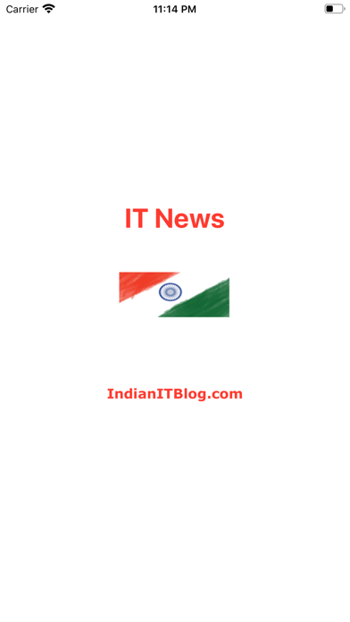 IT News by IndianITBlog.com Screenshot