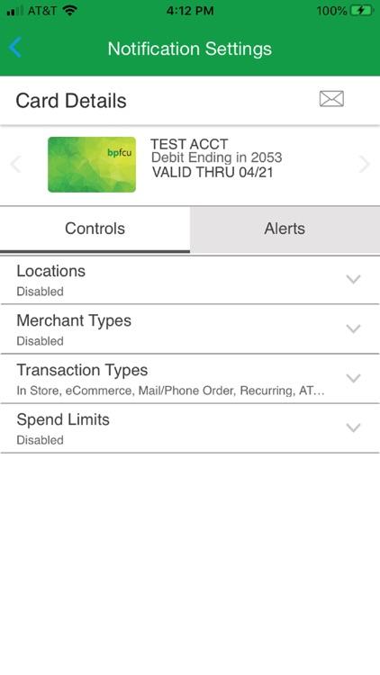 BPFCU Cards screenshot-4