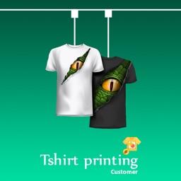 Tshirt Printing Customer