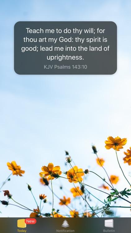 BreadVerse: Daily Bible Verse screenshot-6
