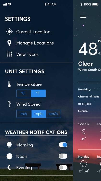 Weather forecast - radar screenshot-3