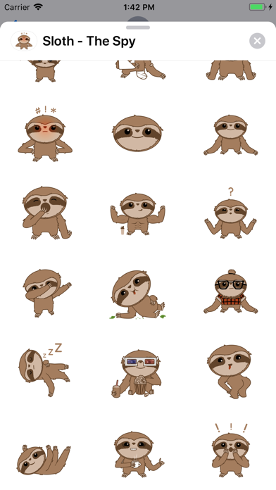 Sloth - The Spy screenshot 2