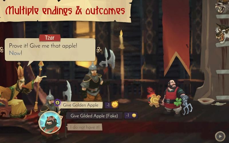 Yaga The Roleplaying Folktale screenshot 4