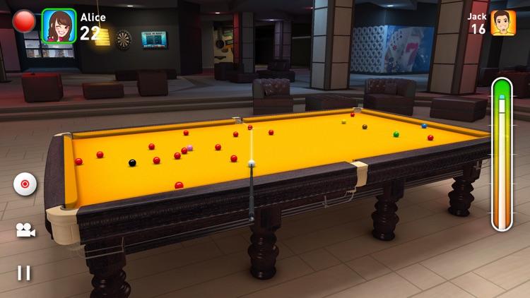 Real Snooker 3D screenshot-5