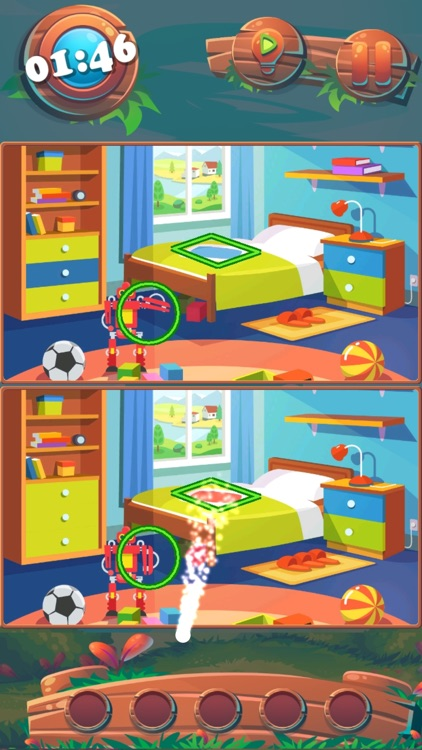 Find the Differences & Spot It screenshot-4