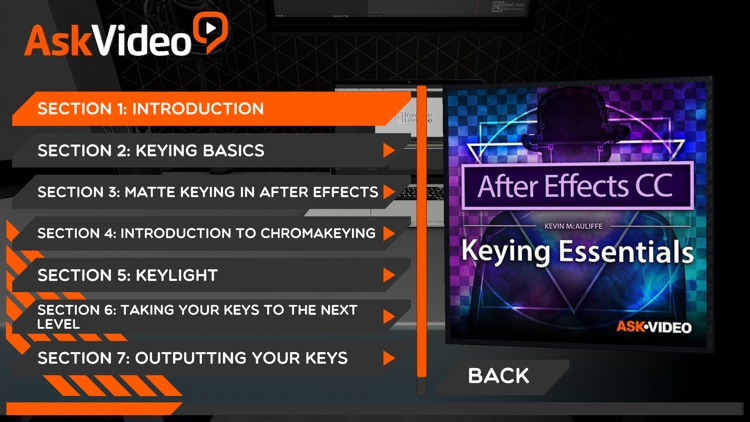 Keying Course By Ask.Video