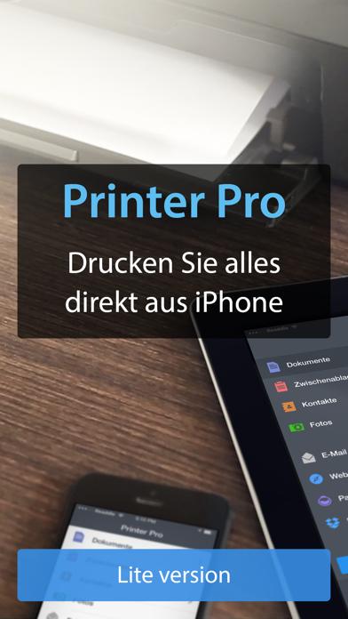 Herunterladen Printer Pro Lite von Readdle für Pc