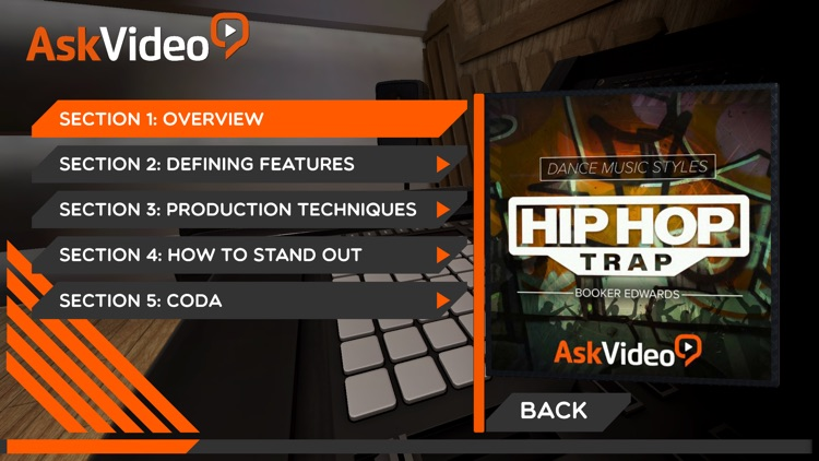 Hip Hop Trap Music Course screenshot-1