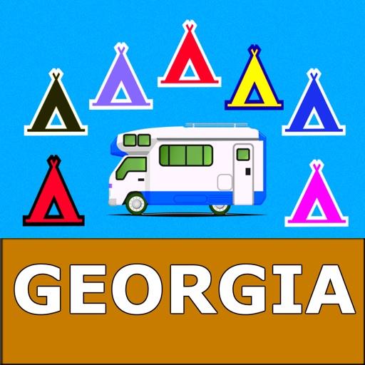 Georgia : Campgrounds & RV's