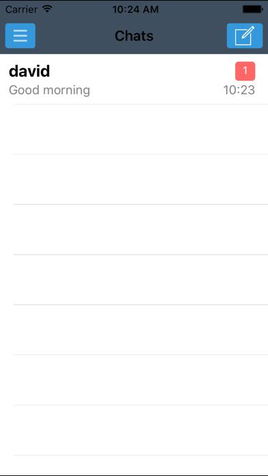 SodaChat screenshot two