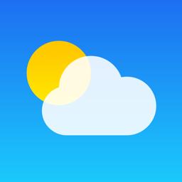 Ícone do app Tempo
