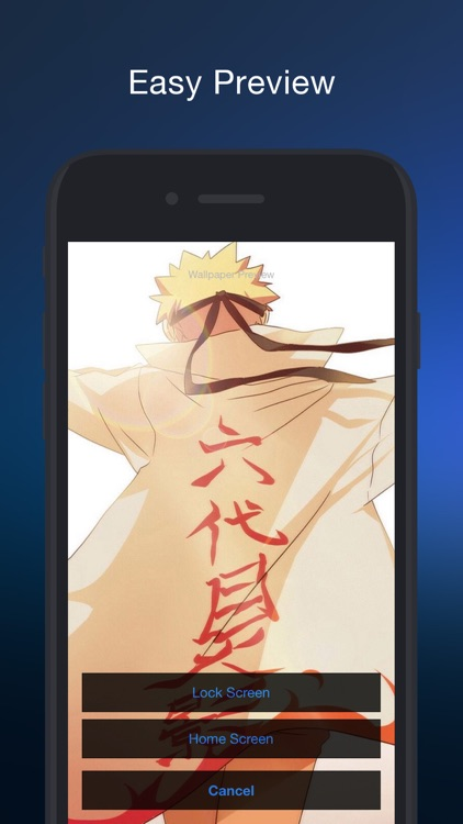 Cool Wallpapers HD for Naruto screenshot-3