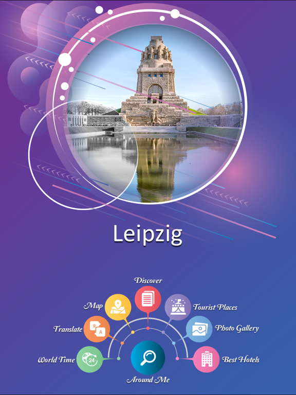Leipzig Travel Guide screenshot 7